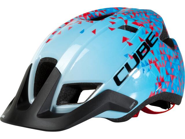 Cube CMPT Helmet Youth team triangle
